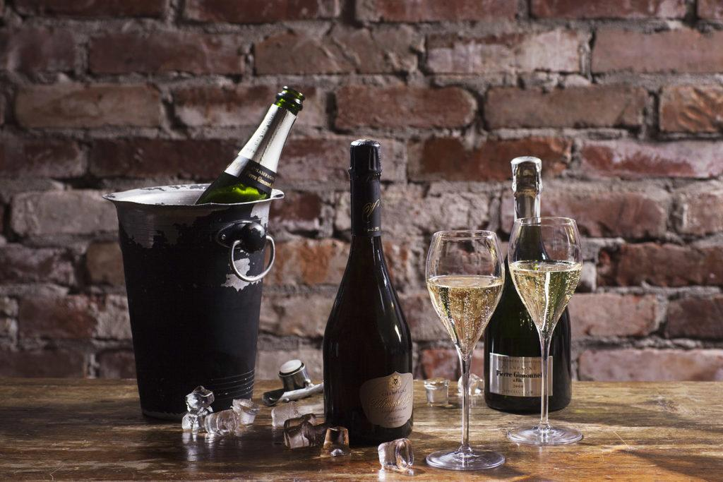 Kuohuvat viinit. Ravintola Carelia viinitasting